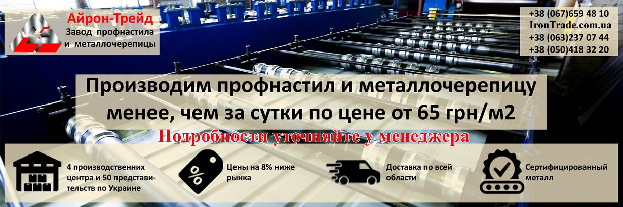 профнастил Киев